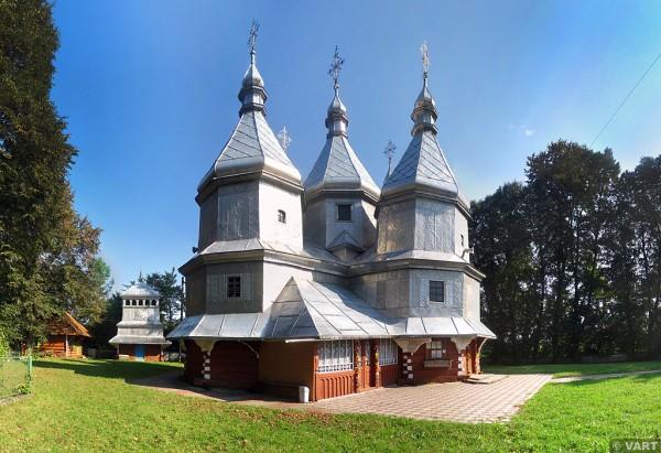 На Коломийщині церква, яка внесена до ЮНЕСКО, потребує негайного ремонту. ВІДЕО