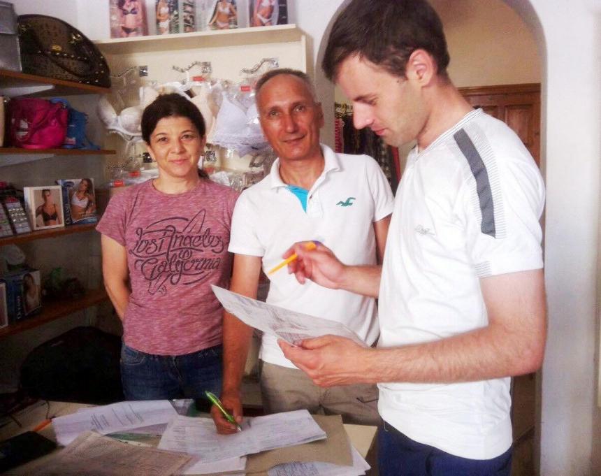 У Франківську працювала рейдова група щодо легалізації заробітної плати