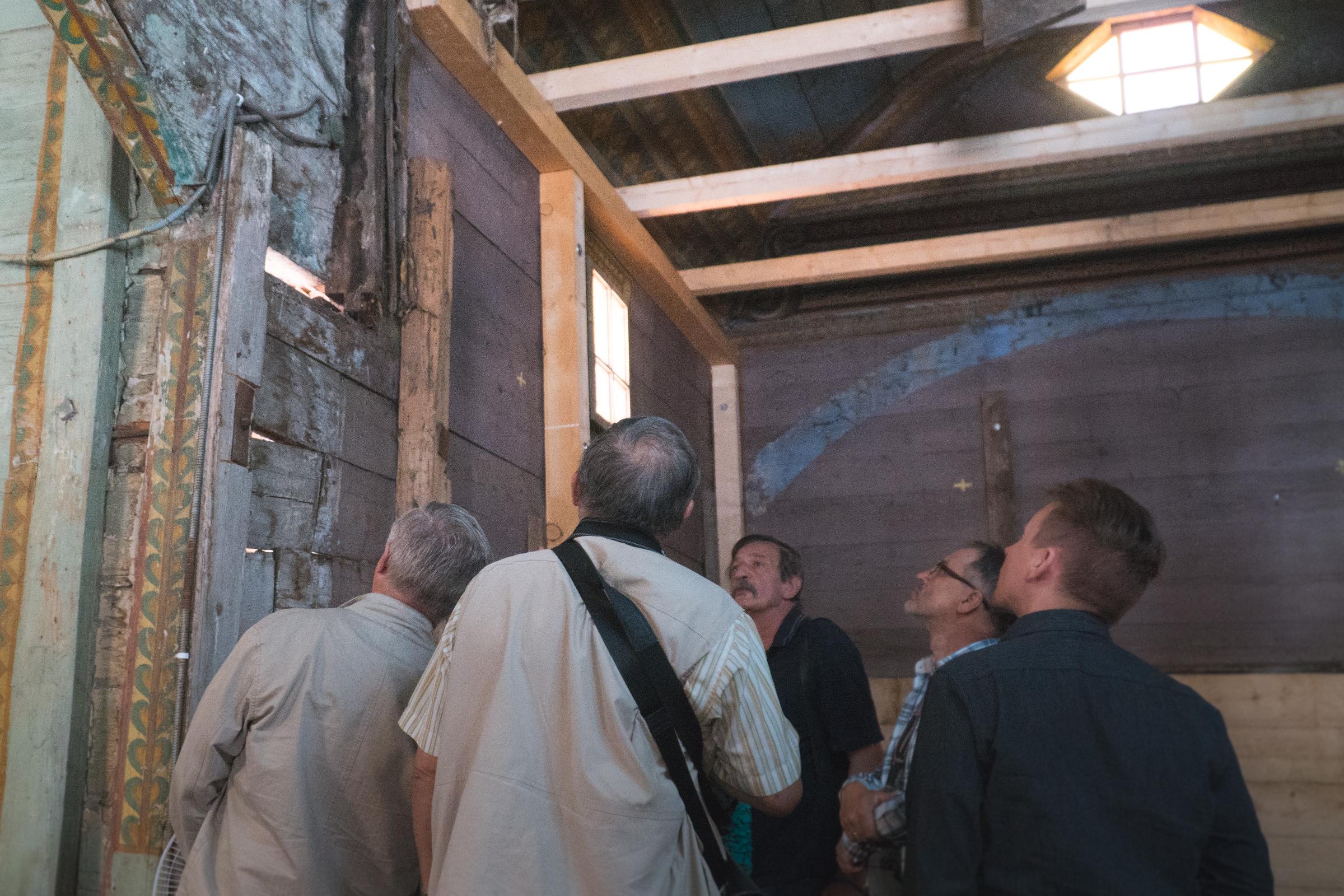 Представники ЮНЕСКО навідалися до храму Благовіщення у Коломиї. ФОТО, фото-6