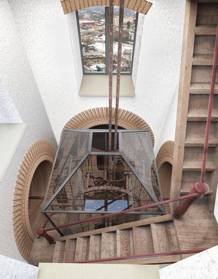 Коломия з висоти: на горищі ратуші облаштують оглядовий майданчик к (фото), фото-1