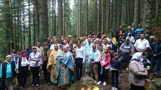Паломників запрошують на прощу до святого місця у Карпатах, де ...
