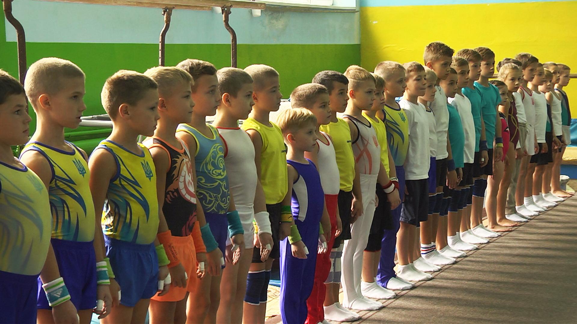 Турнір з гімнастики відбувся у Коломиї (відеосюжет)