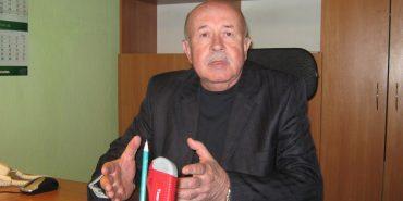Андрій Грицан: 40 років віддав міській громаді