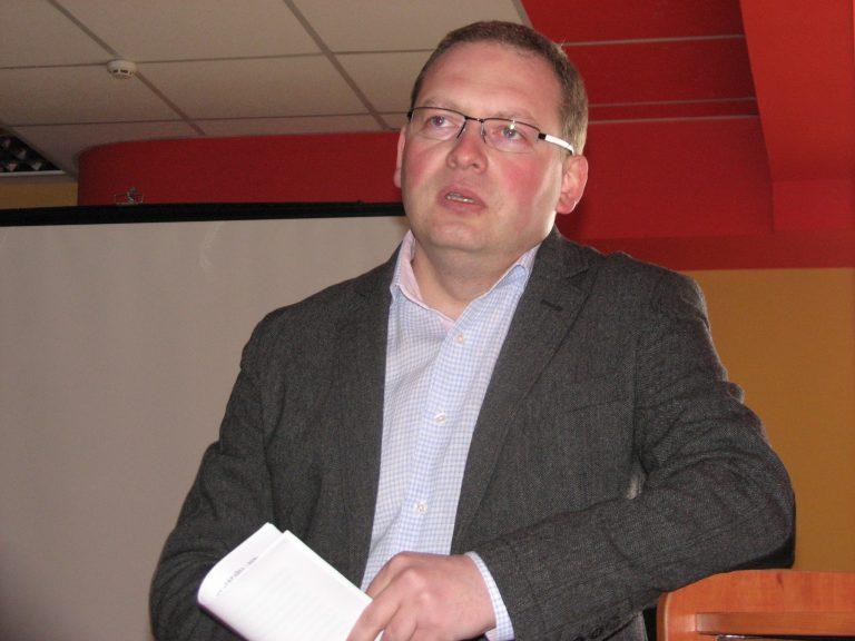 Професора з Коломиї нагородили відзнакою Президента України