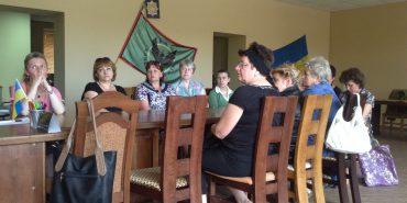 Матері та дружини загиблих воїнів об'єдналися у Коломиї. ФОТО