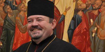 Пам'ять про владику Миколая Сімкайла увіковічнили у монументі «Добрий Пастир». ФОТО