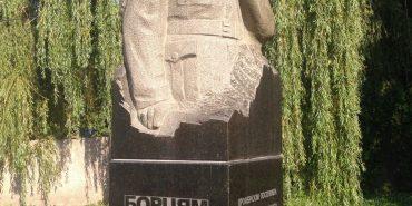 У Коломиї відреставрували пам'ятник, понівечений за часів Януковича