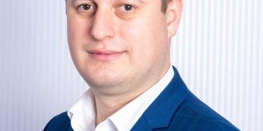 Голова Коломийської РДА Любомир Глушков поспілкується з телеглядачами