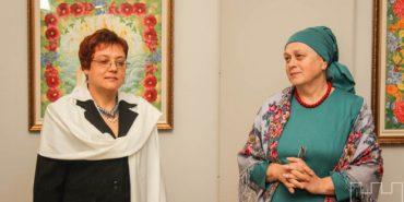 """Прикарпатський музей відкрив експозицію """"Жар-птиці з одним крилом"""""""