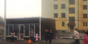 Кіоск, встановлений біля поліклініки в Коломиї, не належить депутату міськради Романові Остяку