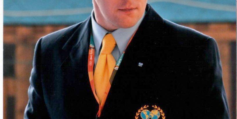 Заслужений тренер України Олександр Єжов