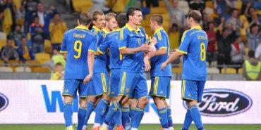Україна – фаворит раунду плей-офф до Євро-2016, як стверджують букмекери