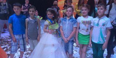 Коломиянка перемогла у конкурсі моделей