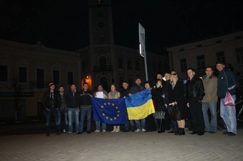Євромайдан Коломия