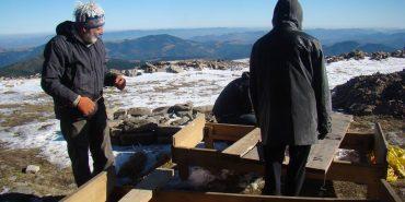 Цього року будівельні роботи на горі Піп Іван завершено