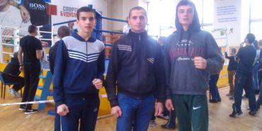 Чемпіоном області з боксу став косівський школяр