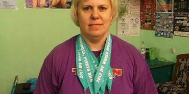 Коломиянка Інна Оробець здобула бронзову медаль Чемпіонату світу з пауерліфтингу