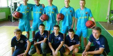 """Результати баскетбольної ліги """"Престиж"""" у Коломиї"""
