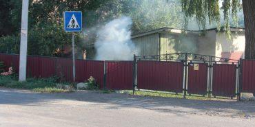 У Коломиї щодня складають не менше п'яти протоколів за спалювання листя