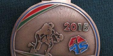 Прикарпатська спортсменка здобула бронзу на Чемпіонаті світу з самбо. ФОТО