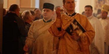 В Отинії освятили Храм Зіслання Святого Духа. ФОТО