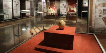 Найдавніша українська писанка, яка зберігається у коломийському музеї, експонується у Кракові