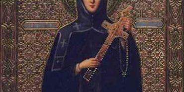 У Коломию привезуть мощі Святої Єфросинії Полоцької