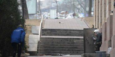 У соцмережі з'явилось неопубліковане раніше фото Романа Гурика на Майдані