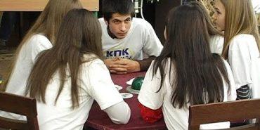 """З нагоди Дня студента у Коломиї провели гру """"Брейн-Ринг"""". ВІДЕО"""