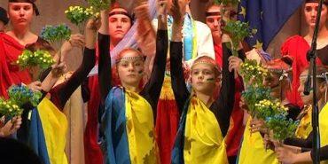 Коломияни відзначили День Гідності та Свободи. ВІДЕО