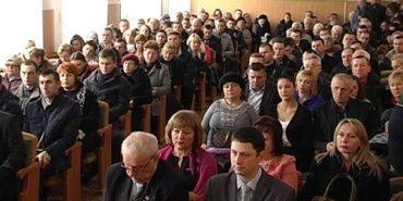 Керівники Коломийського району зустрілися з очільниками громад. ВІДЕО