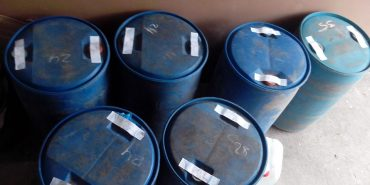 На Івано-Франківщині вилучили 1300 літрів контрабандного спирту