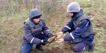 На Прикарпатті знешкодили 14 вибухонебезпечних предметів