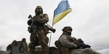 Бійці 10 бригади з Коломиї знищили опорний пункт бойовиків ДНР