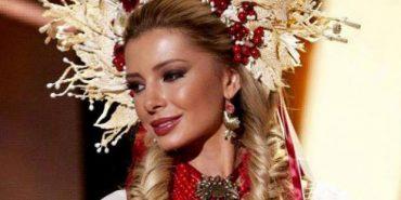 """Українка вразила національним костюмом на конкурсі """"Міс Всесвіт"""". ФОТО"""