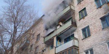 В Коломиї трапилась пожежа на балконі багатоповерхівки