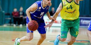 """Баскетболісти """"Говерли"""" завершили 2015 рік перемогою над одеситами"""