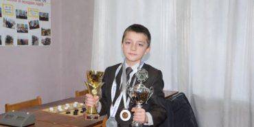 9-річний шахіст з Ланчина здобув срібло Чемпіонату світу в Нідерландах