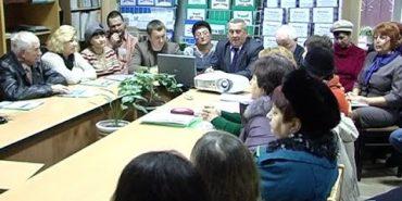 У Коломийському центрі зайнятості говорили про проблеми інвалідів. ВІДЕО
