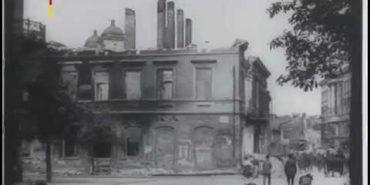 В архіві Німеччини виявили відео з Станіславова часів І світової війни