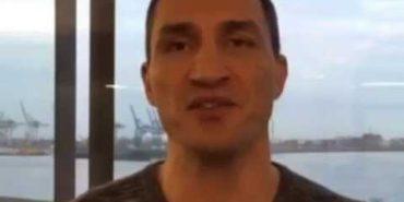 Володимир Кличко зробив офіційну заяву про бій-реванш із Ф'юрі. ВІДЕО