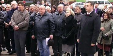 Коломияни вшанували ліквідаторів аварії на Чорнобильській АЕС. ВІДЕО