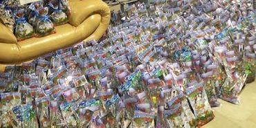 """Благодійний фонд """"Покуття"""" привітав більше 10 тисяч дітей. ВІДЕО"""