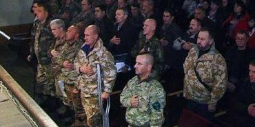"""""""Герої не вмирають"""": вечір пам'яті провели у Коломиї. ВІДЕО"""