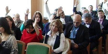 Відбулося третє пленарне засідання сесії Коломийської районної ради. ВІДЕО