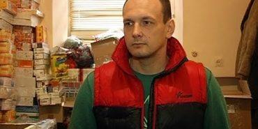 Волонтер із Коломиї поїхав на передову з дарунками для військових. ВІДЕО