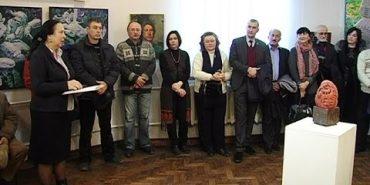 Коломийська організація спілки художників презентувала виставку. ВІДЕО