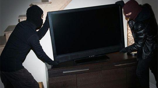 У Коломиї викрали телевізор