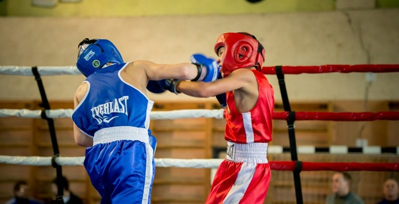 Змагання з боксу у Франківську