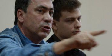 Івано-Франківський міський суд залишив без розгляду позовну заяву Юрія Романюка до Василя Чуднова